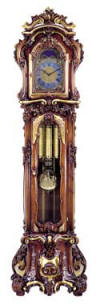 507-3 Grandfather Clock