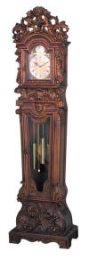 512-1 Grandfather Clock