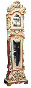 512-3 Grandfather Clock