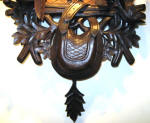 Bottom Huge Cuckoo Clock